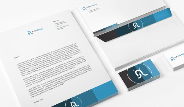 Branding and Logo Design for AutoRoboto