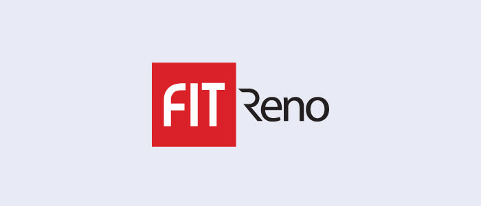 FIT Reno logo design