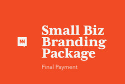 Small Biz Branding Package (final payment)
