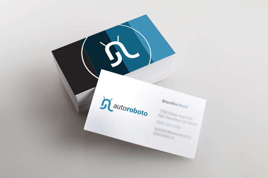 Business Cards - NewWorks Design