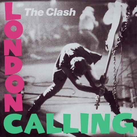 The Clash - London Calling Vinyl