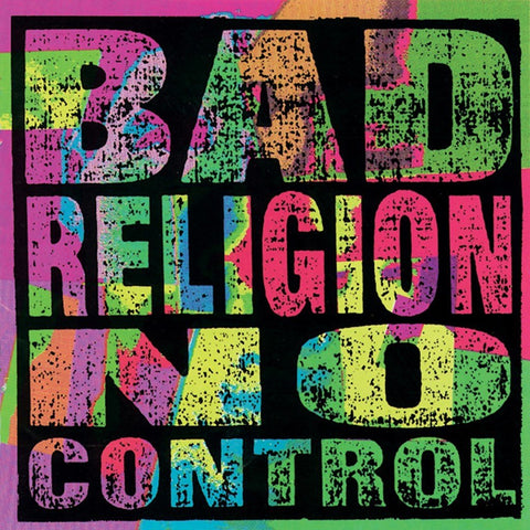 Bad Religion - No Control - Vinyl