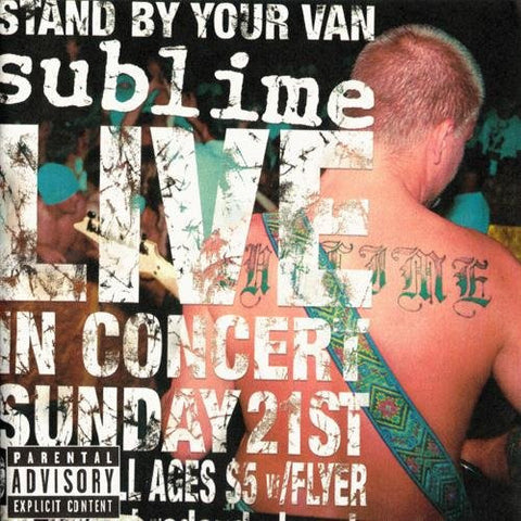 Sublime Stand By Your Van Vinyl