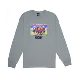 Hockey Cheerleader Longsleeve Tee Green