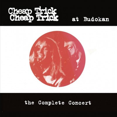 Cheap Trick Live At The Budokan