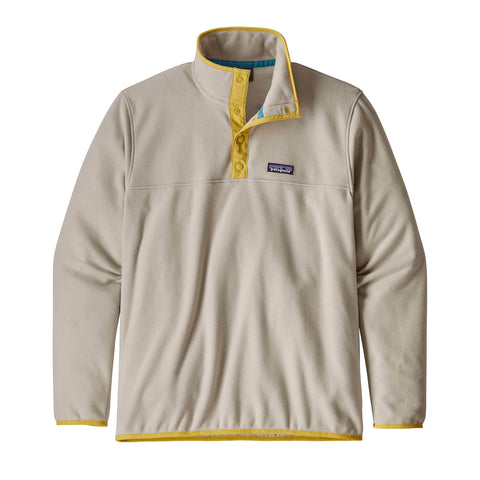 Patagonia Men's Micro D Snap-T Pull Over Pelican