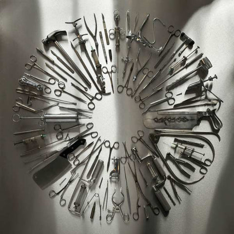 Carcass Surgical Steel Vinyl