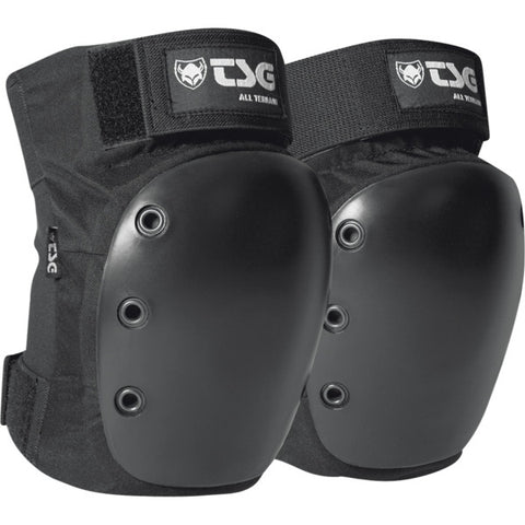 TSG All Terrain Knee Pads Black