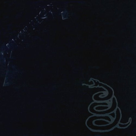 Metallica Black Album Vinyl