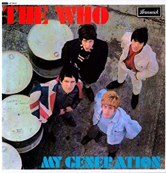 The Who My Generation Vinyl