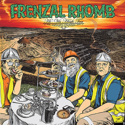 Frenzal Rhomb Hi Vis High Tea Vinyl