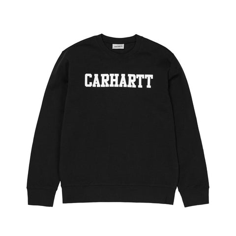Carhartt College Sweat Black