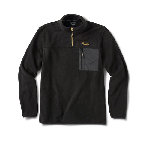 Primitive Gold Pack Jacket Quarter Zip Black