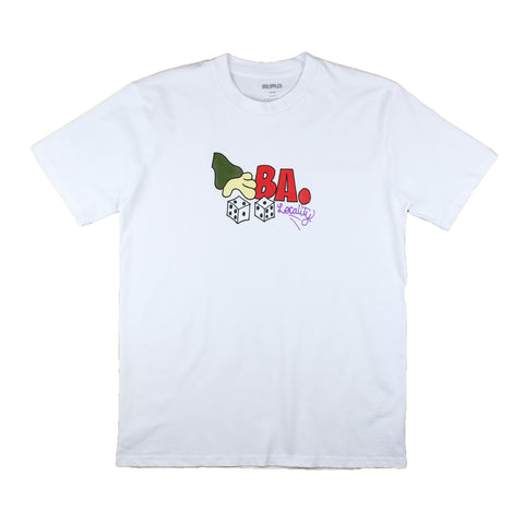 Bad Apples x Locality Dylan Dice Tee White