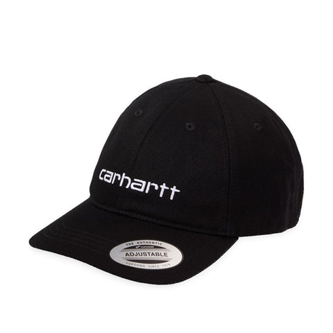 Carhartt Carter Cap Black/White
