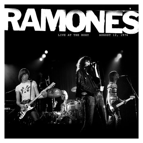 Ramones Live At The Roxy August 12, 1976 Vinyl