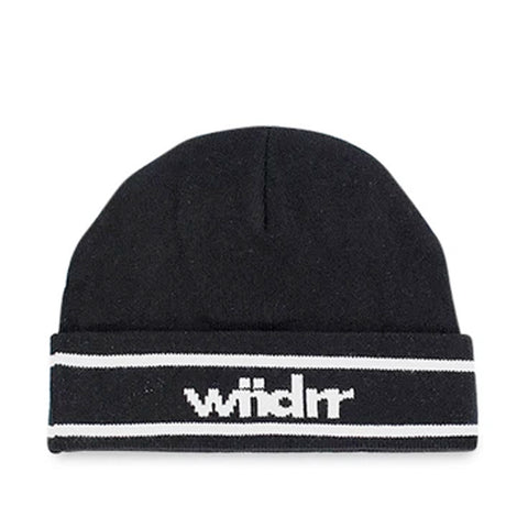 WNDRR District Beanie Black