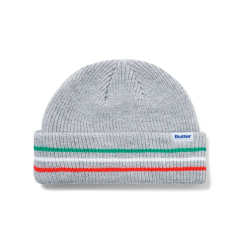 Butter Goods Provence Beanie Grey