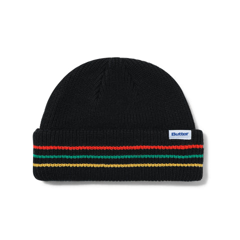 Butter Goods Provence Beanie Black