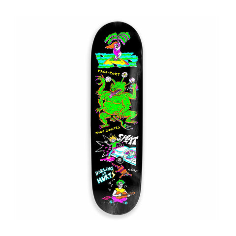 Passport Toby Zoates Series Darling Deck 8.38