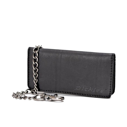 Dickies Trucker Wallet Emboosed Logo With Chain