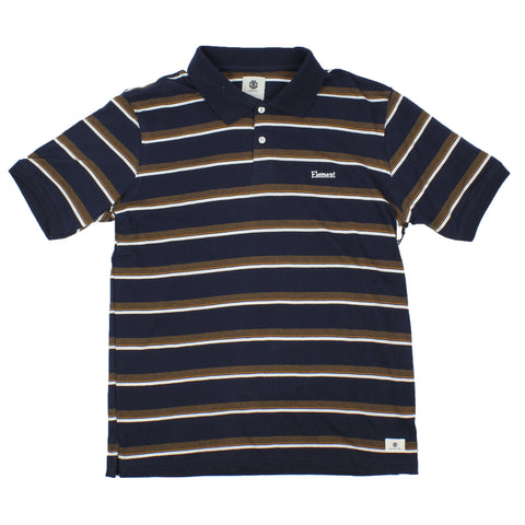 Element Renown Polo Eclipse Navy Sale