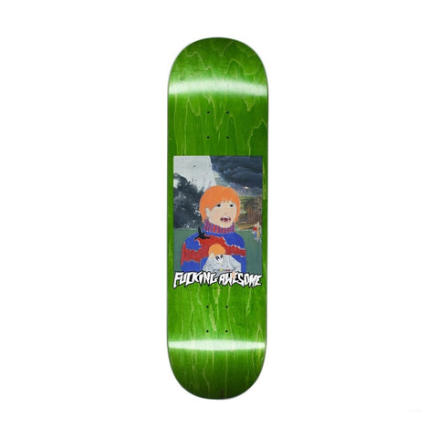 FA Painted Aidan Mackey Deck 8.5