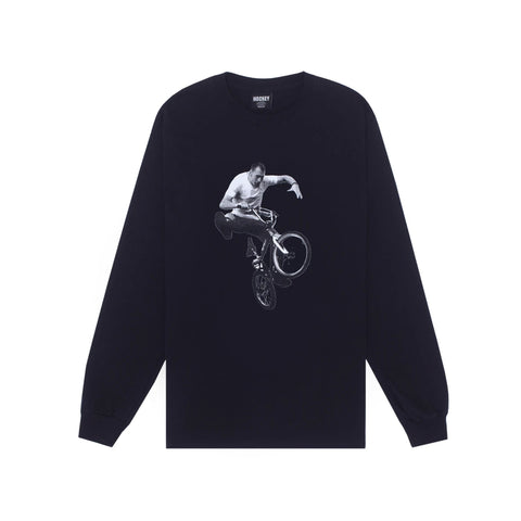 Hockey Fecke L/S Tee Black