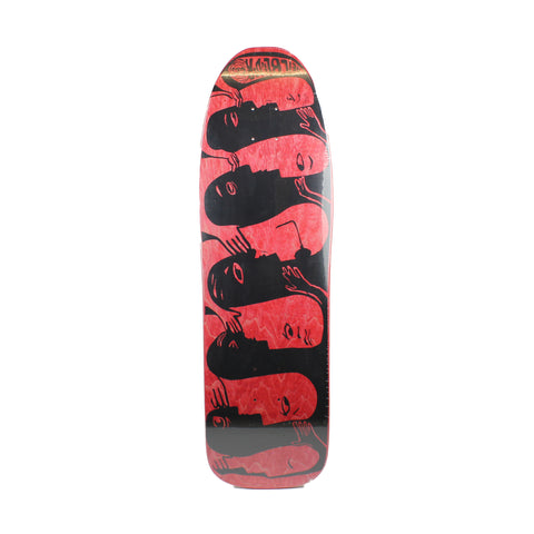 G&S Neil Blender Faces Deck Red 9.5