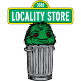 Locality Greensy Grouch Tee Royal Blue