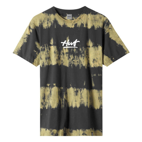 Huf High Tide Wash Tee Black
