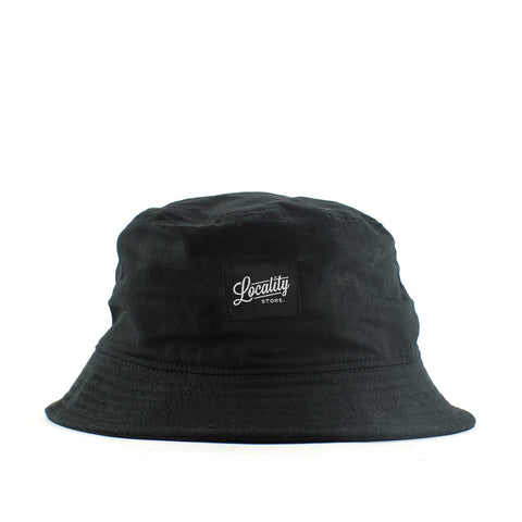 Locality Bucket Hat Black