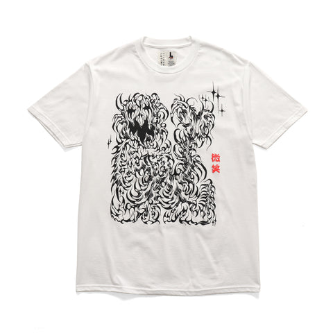 Smile + Wave Mystic T-Shirt White