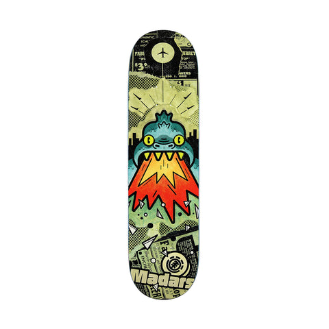 Element Reptilicus Madars Deck 8.25