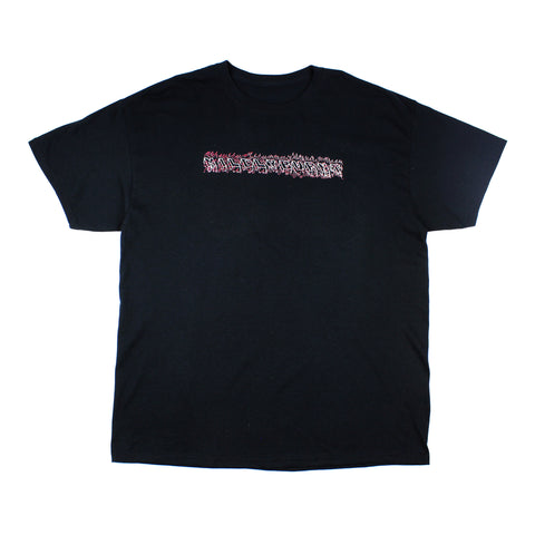 Mild Mildly Burnt Tee Black