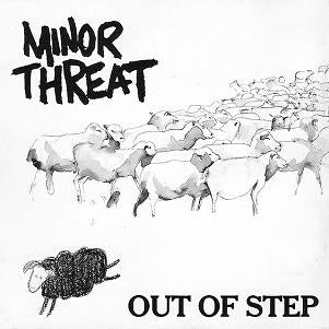 Minor Threat - Out Of Step Vinyl