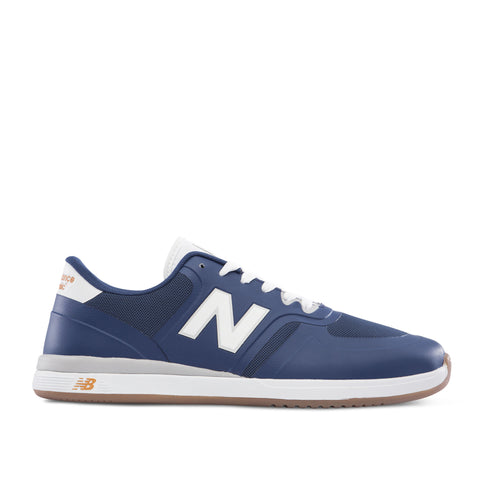 New Balance 420 Blue / White
