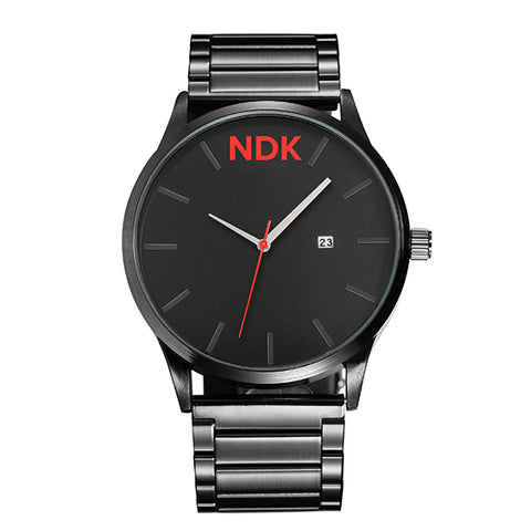 NDK Gunmetal Red