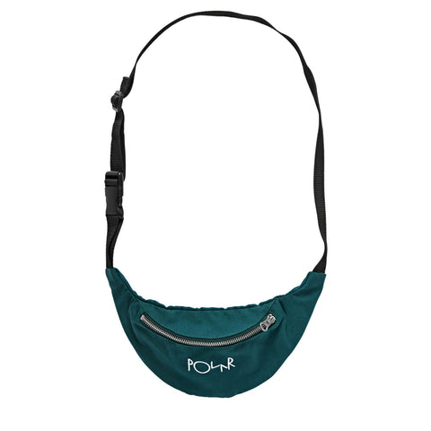 Polar Script Hip Bag Dark Green