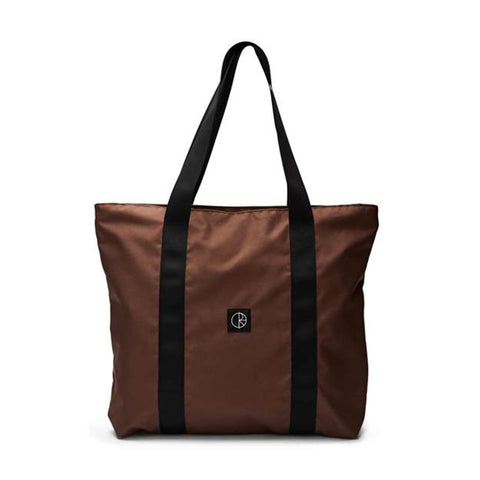 Polar Cordura Tote Bag Brown