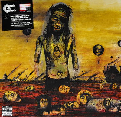 Slayer Christ Illusion Vinyl