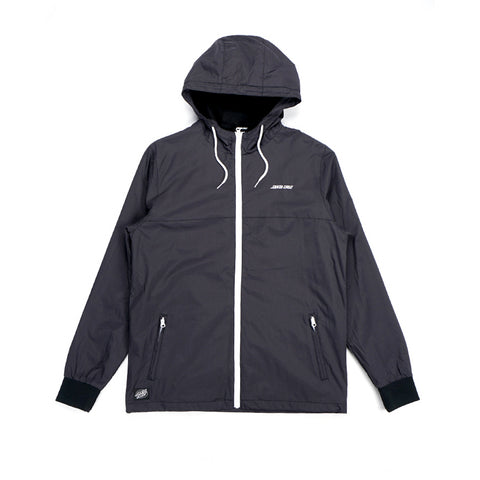 Santa Cruz Streets Jacket Black