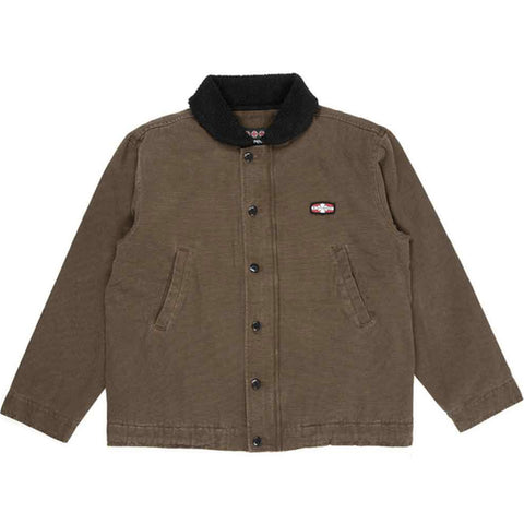 Independent Fleet Sherpa Jacket Mocca