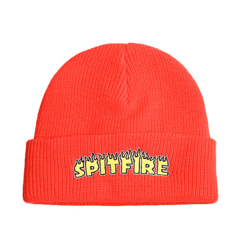 Spitfire Beanie Flashfire Red