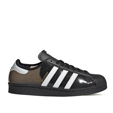 Adidas Blondey Superstar Black/White/Black