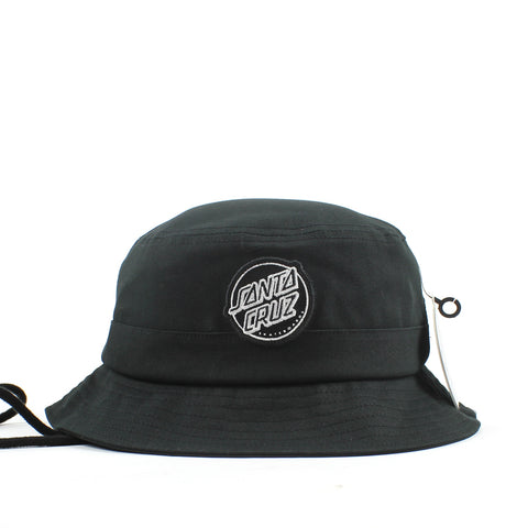 Santa Cruz Aptos 2 Bucket Hat Black