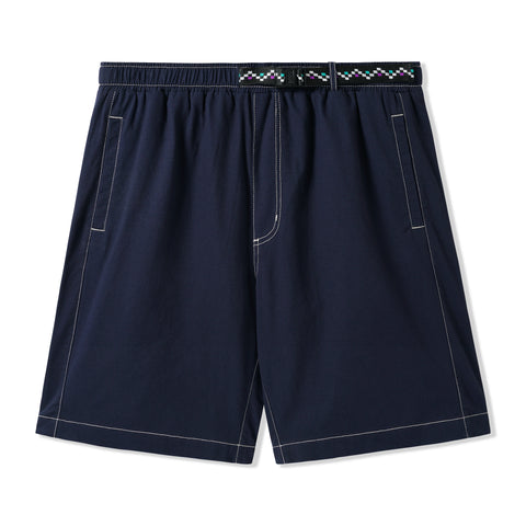 Butter Goods Summit Shorts Navy Sale
