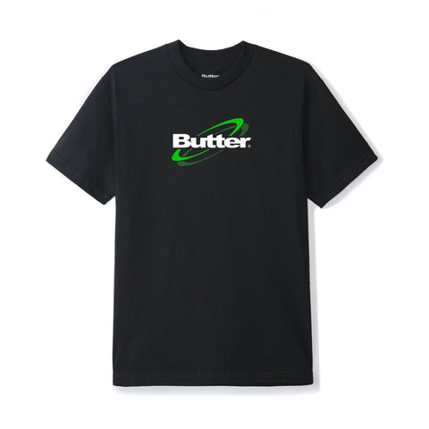 Butter Goods Technology Tee Black