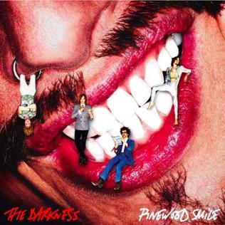 The Darkness Pinewood Smile Vinyl