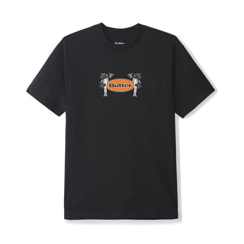Butter Goods Venus Logo Tee Black